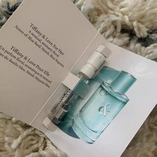 Tiffany & Co. - ティファニー ラブ フォーハー オードパルファム