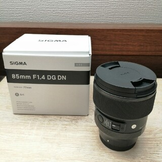 SONY - SIGMA 85mm F1.4 DG DN art  ソニーEマウント 保証有