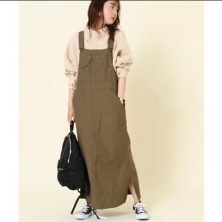 coen - 《新品・未使用》coen  コーエン サロペットスカート