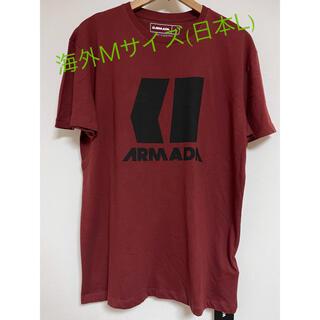 【新品未使用】ARMADA icon T-shirt(海外M)