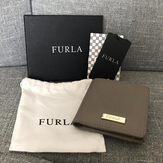 Furla - 【値下げ】【美品!】FURLA 財布 折財布