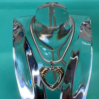 Tiffany & Co. - Tiffany ティファニー ハートコンビネックレス925/750