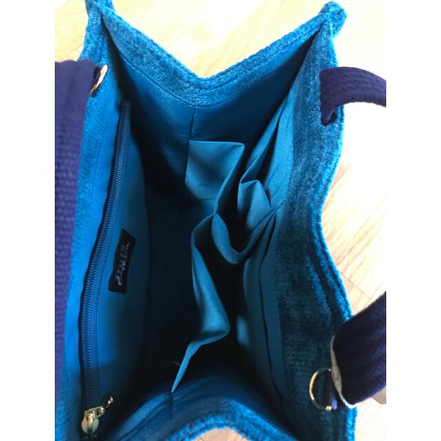 FEILER(フェイラー)のフェイラー ユーフォリア ユニカラートート レディースのバッグ(トートバッグ)の商品写真