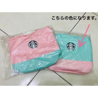 Starbucks Coffee - スターバックス Starbucks 台湾限定 マカロングリーンのトートバッグ