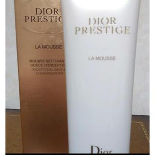 ディオール(Dior)のディオール プレステージ 洗顔 ラムース 120g(洗顔料)