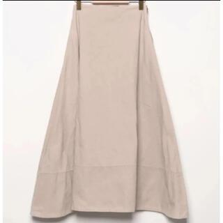 マディソンブルー(MADISONBLUE)のマディソンブルー   バックサテンマキシスカート  02(ロングスカート)