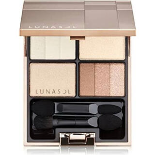 LUNASOL - 新品未開封ルナソルスリーディメンショナルアイズ 01 Natural Beige