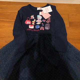 Shirley Temple - 新品 シャーリー 110 ワンピース