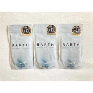 薬用 BARTH  中性重炭酸入浴剤 9錠入り 3袋