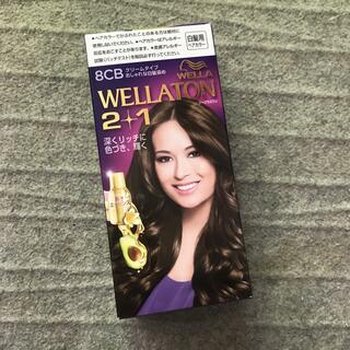 WELLA - ウエラトーン ツープラスワン クリームヘアカラーa 8CB