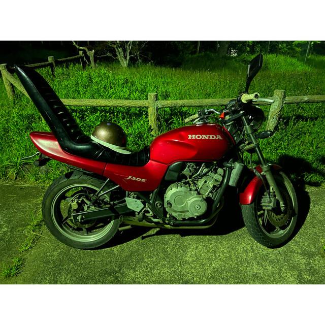 ジェイド250 自動車/バイクのバイク(車体)の商品写真