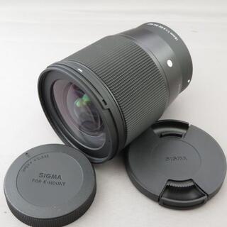 SIGMA - シグマ ソニーE用16mmF1.4DC DN(C)