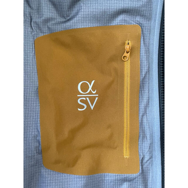 ARC'TERYX(アークテリクス)の【ビアンコローネ様専用】ARC'TERYX アークテリクス アルファSV メンズのジャケット/アウター(マウンテンパーカー)の商品写真
