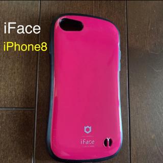 アイフォーン(iPhone)のiPhone8 iFace(iPhoneケース)