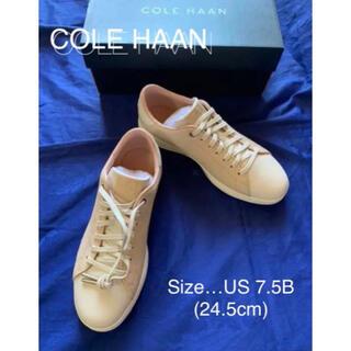 Cole Haan - 未使用 定価:24,200円 COLE HAAN コールハンスニーカー