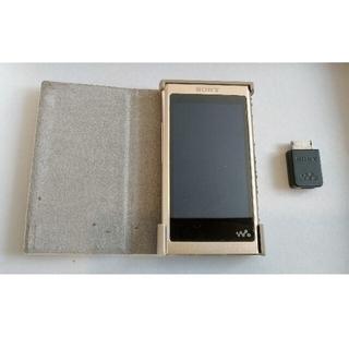 SONY - ソニーウォークマン NW-A55 ペールゴールド 16GB
