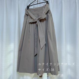 ユナイテッドアローズ(UNITED ARROWS)のユナイテッドアローズ スカート 38(ひざ丈スカート)