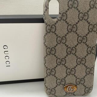 グッチ(Gucci)のiPhone XR GUCCI スマホケース(iPhoneケース)