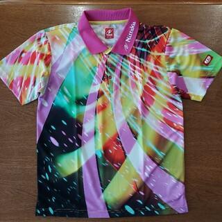 ニッタク(Nittaku)のニッタク スピネードシャツ ユニフォーム(卓球)