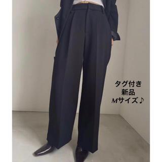 アメリヴィンテージ(Ameri VINTAGE)の新品【AMERI 】UNDRESSED BELLE STRAIGHT PANTS(カジュアルパンツ)