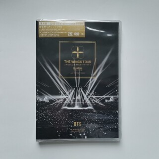 BTS THE WINGS TOUR IN JAPAN DVD