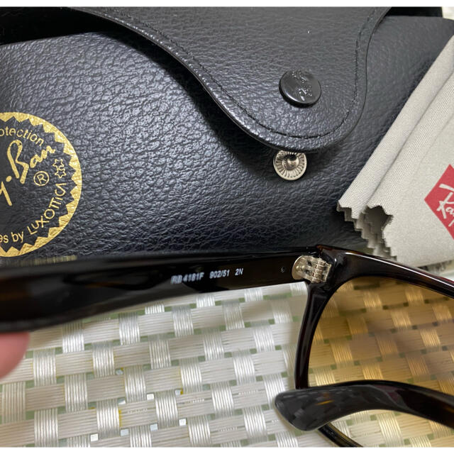 Ray-Ban(レイバン)のレイバン サングラス レディースのファッション小物(サングラス/メガネ)の商品写真