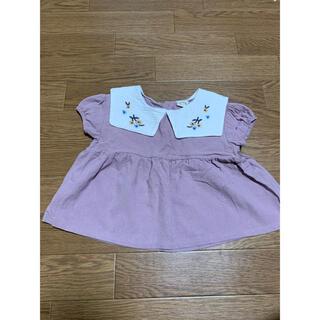 フタフタ(futafuta)のバースデー しまむら サイズ90(Tシャツ/カットソー)