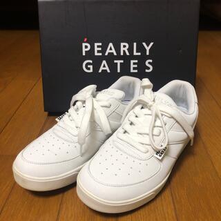 PEARLY GATES - パーリーゲイツ シューズ レディース【23.5】