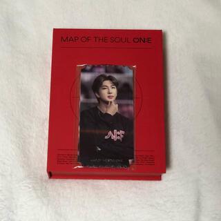防弾少年団(BTS) - BTS MAP OF THE SOUL ON:E DVD 日本語字付き
