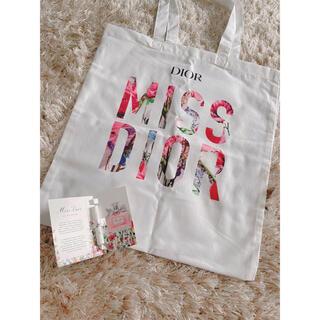 ディオール(Dior)のディオール ミスディオールトートバッグ ノベルティ Dior 限定品 香水(トートバッグ)