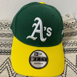 NEW ERA - New Era Oakland Athletics アスレチックス キャップ