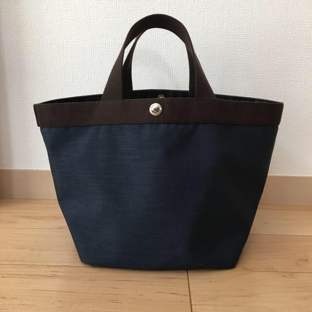 Herve Chapelier(エルベシャプリエ)のエルベシャプリエ トートバッグ レディースのバッグ(トートバッグ)の商品写真