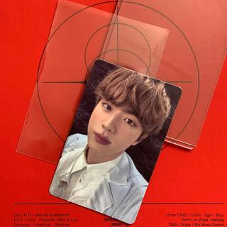 防弾少年団(BTS) - BTS MAP OF THE SOUL ON:E DVD トレカ JIN