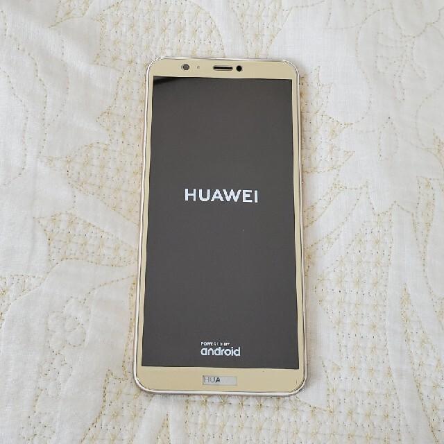 HUAWEI(ファーウェイ)のHUAWEI nova lite 2 楽天モバイル スマホ/家電/カメラのスマートフォン/携帯電話(スマートフォン本体)の商品写真