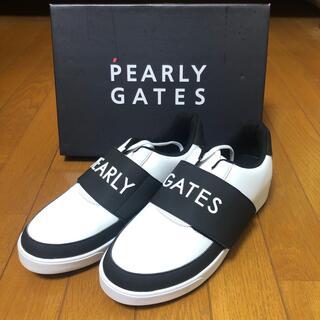 PEARLY GATES - パーリーゲイツ シューズ レディース【24.5】
