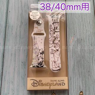 Disney - 香港ディズニー🌟キャッスル オブ マジカル ドリームズ アップルウォッチバンド