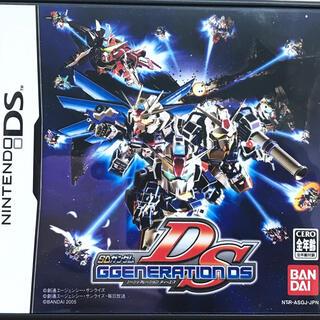 バンダイ(BANDAI)のDS SDガンダム ジージェネレーション DS(携帯用ゲームソフト)