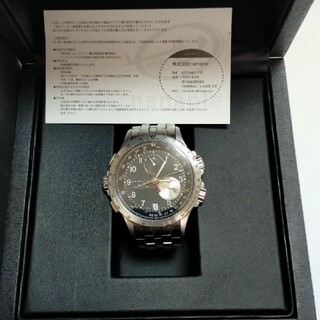 Hamilton - HAMILTON KHAKI E.T.O CHRONOGRAPH 腕時計 メンズ