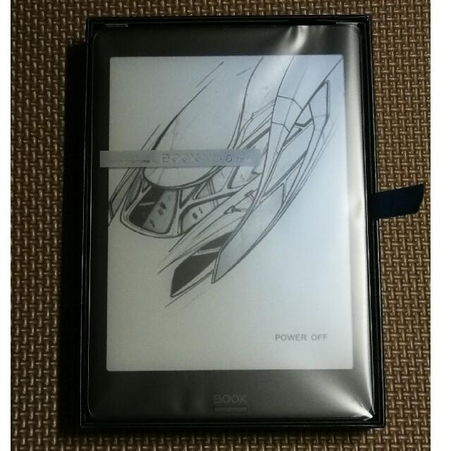 【funkyrakuma様】BOOX nova2 (純正保護ケース付き) スマホ/家電/カメラのPC/タブレット(電子ブックリーダー)の商品写真