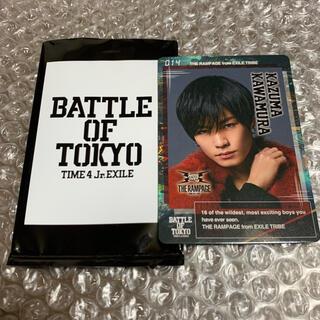 THE RAMPAGE - 川村壱馬 LUPUS ルプス BOT カード