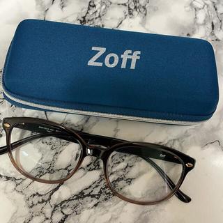 ゾフ(Zoff)のZoff 度なし メガネ(サングラス/メガネ)