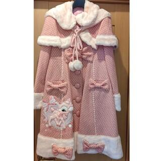 アンジェリックプリティー(Angelic Pretty)の子鹿のミルキーちゃんコート(毛皮/ファーコート)
