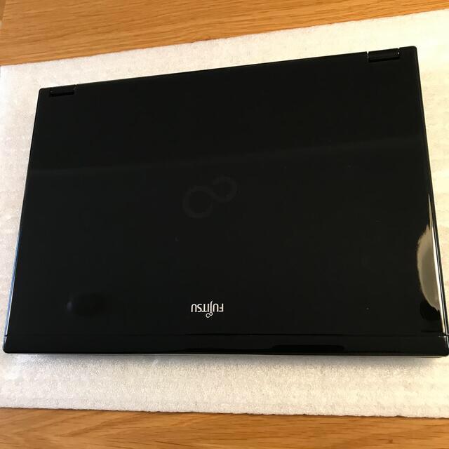 富士通(フジツウ)のLIFEBOOK SH760/BN ノートPC Windows10 スマホ/家電/カメラのPC/タブレット(ノートPC)の商品写真