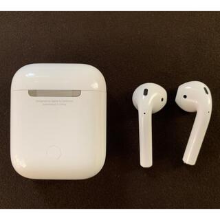 アップル(Apple)のAirPods (第二世代) (ヘッドフォン/イヤフォン)