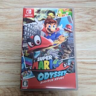 Nintendo Switch - 【安心の匿名配送】マリオオデッセイ  スイッチソフト