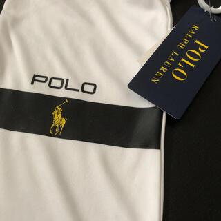 ポロラルフローレン(POLO RALPH LAUREN)のポロラルフローレン  マスクケース 巾着 ポーチ ボトル コスメ 眼鏡ケースにも(ポーチ)