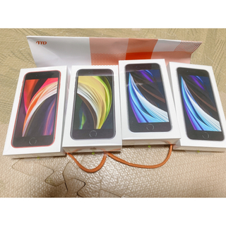 iPhone - iPhone SE 2 本体 赤 64GB