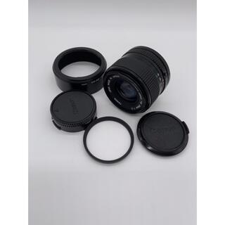 キヤノン(Canon)の☆外観美品【Canon】 NEW FD 35mm F2 単焦点 キャノン(レンズ(単焦点))