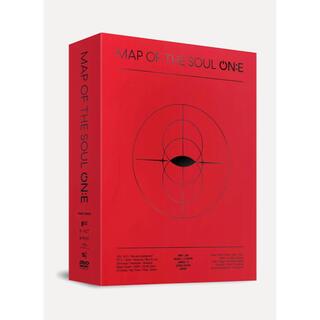 防弾少年団(BTS) - BTS 防弾少年団 MAP OF THE  SOUL ON:E 公式 DVD