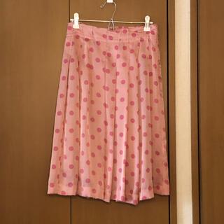 ジェーンマープル(JaneMarple)のJane Marple Dans Le Salon スカート(ひざ丈スカート)